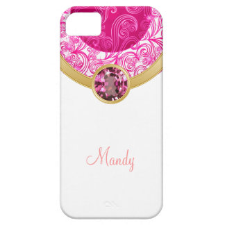 Girls iPhone 5 Jewel Cases