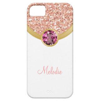Girls iPhone 5 Jewfel Cases