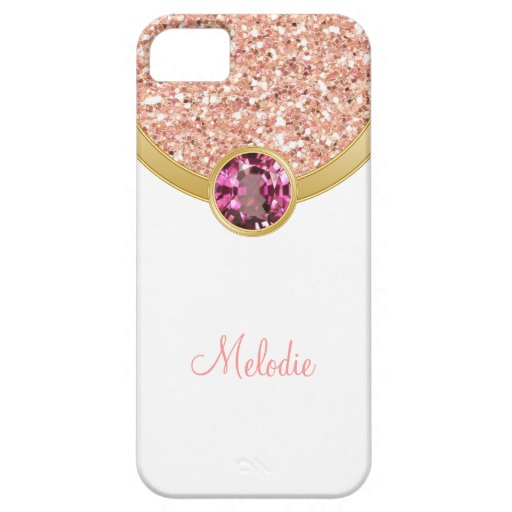 Girls iPhone 5 Jewfel Cases iPhone 5 Cases