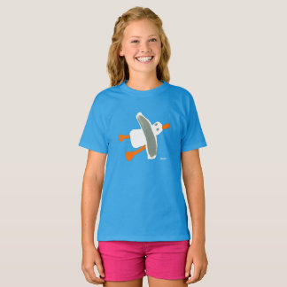 Girls - John Dyer Seagull T-Shirt