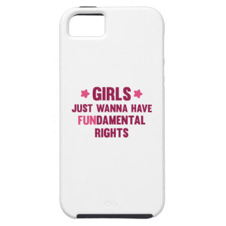 Girls Just Wanna Have Fun iPhone 5 Case