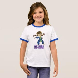 Girls Karate t-shirt