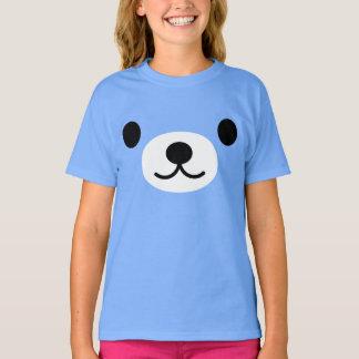 Girl's Kawaii Teddy Bear T-shirt