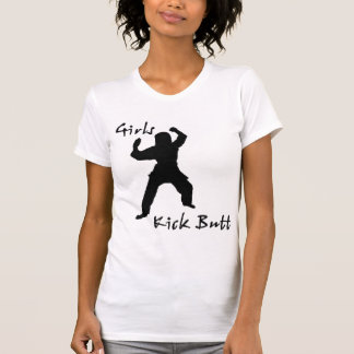 Girls Kick Butt T-Shirt