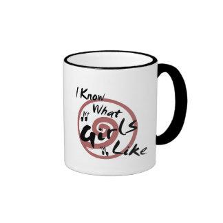 Girl's Like Mug