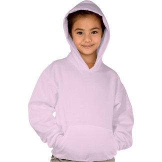 Girl's Lizard Sweatshirt Reptile Art Kids Hoodie