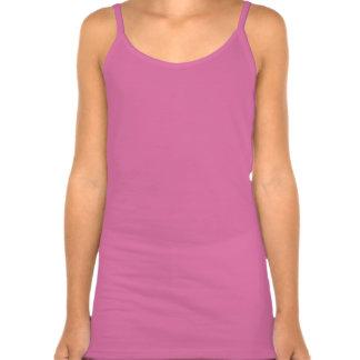 "Girls ""love figure skating tank top"" pink/purple"