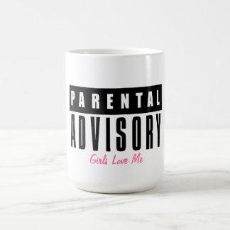 Girls Love Me Mug