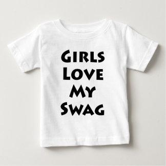 Girls Love My Swag Tshirt