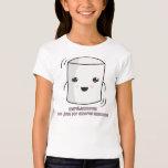 Girls Marshmallow T T-Shirt