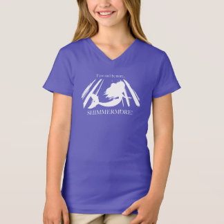 Girl's Mermaid Shimmermore t-shirt