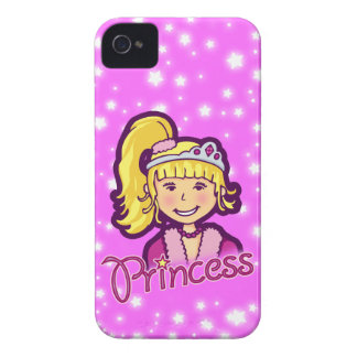 Girls named princess lilac pink iphone case iPhone 4 case