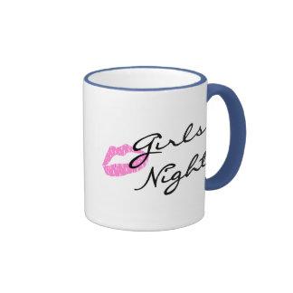 Girls Night Coffee Mug