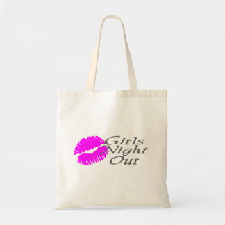 Girls Night Out Budget Tote Bag