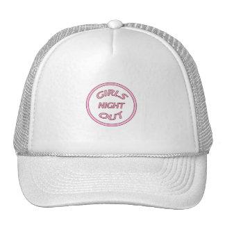 Girls Night Out Trucker Hats