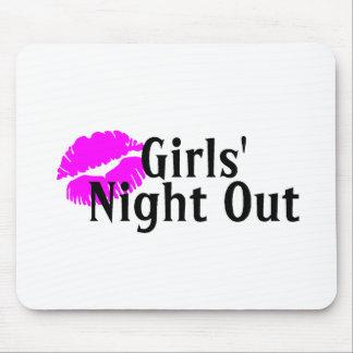 Girls Night Out (Lips) Mousepad