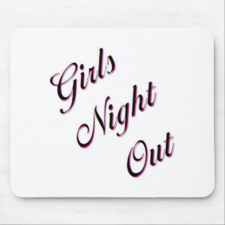 Girls Night Out Mouse Mat
