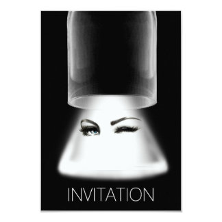 Girls Night Out Party Vip Invitation