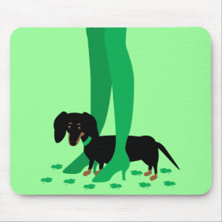 Girls Night Out St Patrick s Day Mousepad