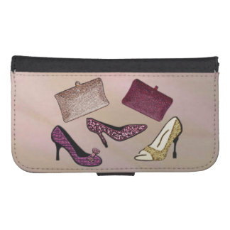 Girls Nite Out Galaxy S4 Wallet