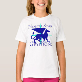 Girls' North Star Gryphons T-Shirt