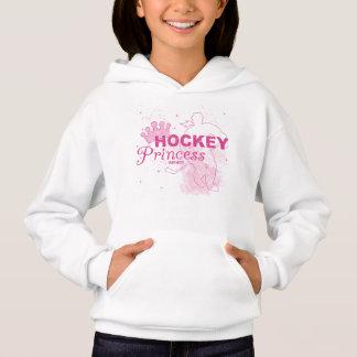 Girls Pink Hockey Princess