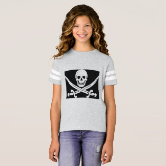 Girls Pirate Shirt