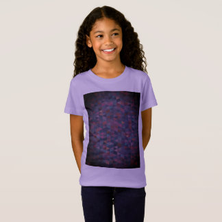 Girls purple t-shirt  / sweet Lavender