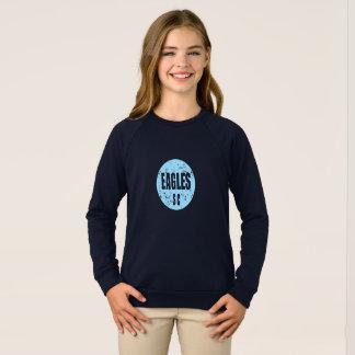 Girl's Raglan Sweater