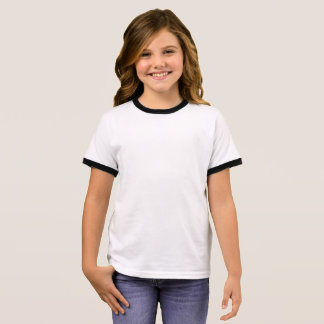 Girl's Ringer T-Shirt