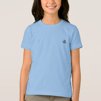 Girls Ringer T-Shirt - 14Teen