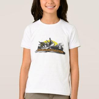 Girls Ringer T T Shirt