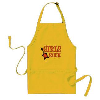 Girls Rock! Standard Apron