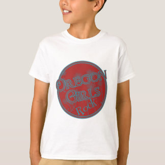 Girls Rock! T Shirt