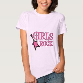 Girls Rock! Tee Shirt