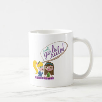 Girls Rule! Coffee Mug