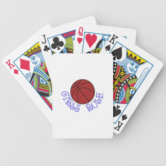 Girls Rule! Deck Of Cards