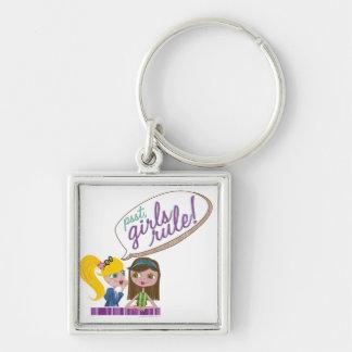 Girls Rule! Keychains
