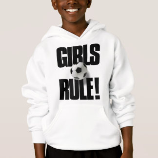 GIRLS RULE! Soccer
