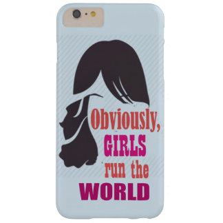 Girls run the World Mobile Case