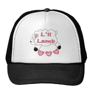 Girls Sheep 4th Birthday Gifts Cap