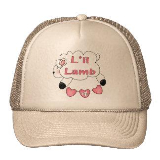 Girls Sheep 4th Birthday Gifts Hat