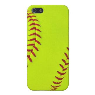 Girls softball iPhone 5 5s case