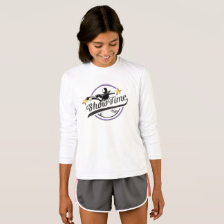 Girls' Sport-Tek Competitor Long Sleeve T-Shirt