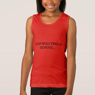 Girls Stop Bullying at School Shirt