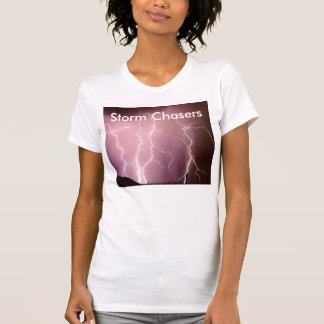 Girls Storm Chasers Vest T-Shirt