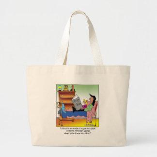 Girls, Sugar, Spice & Dentists Bags