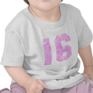 Girls Sweet 16th Birthday Gifts Tshirts