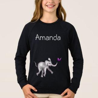 Girl's sweet sweatshirt - Fanti