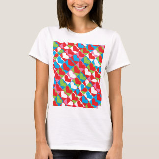 Girls' T-Shirt (Plenty of Hearts)